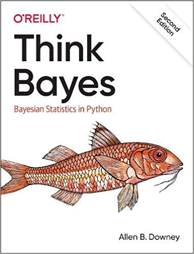 Cover of Think Bayes second edition